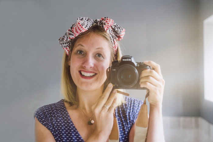 Photo of Clare Dickinson from Bumble & Bea Photography