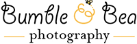 Bumble & Bea Photography Logo